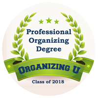 Organizing U diplôme officiel