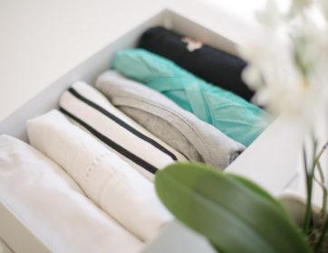 folding Marie Kondo