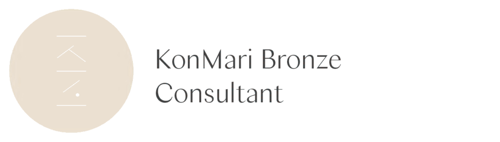 KonMari Bronze Consultant