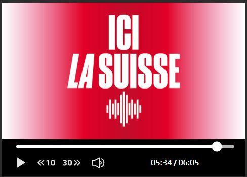 RTS Radio Ici la Suisse